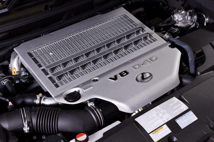 Двигатель Toyota 1VD-FTV V8 4.5 литра
