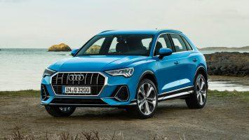 Audi Q3 2019 в России