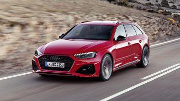 Audi RS 4 Avant 2020