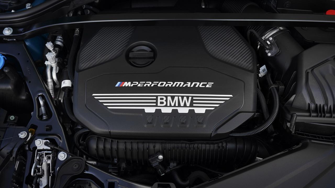 Мотор BMW TwinPower Turbo 306 л.с.