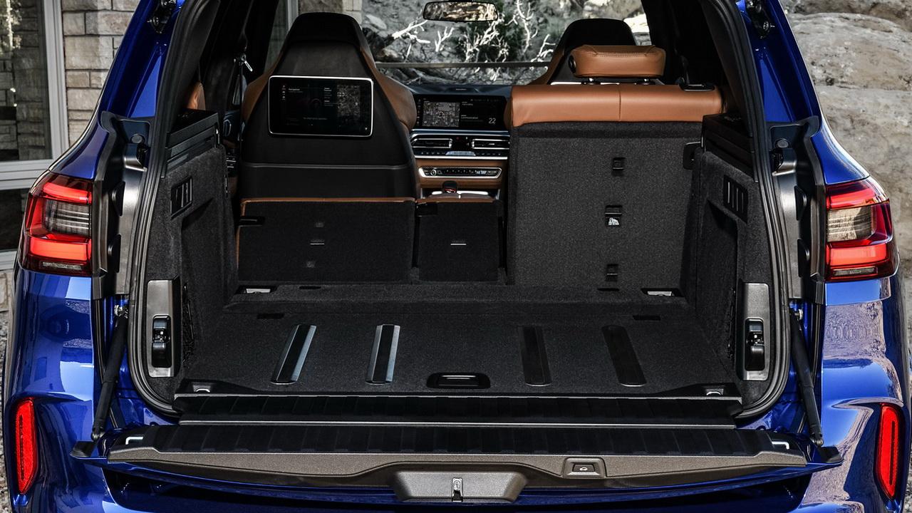 Багажник БМВ Х5 М фото