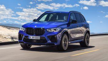 BMW X5 M и BMW X6 M 2020