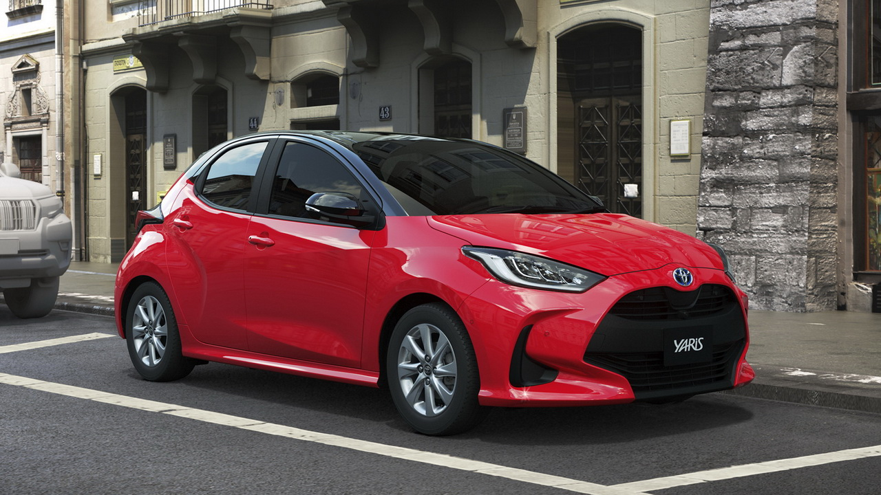 Хэтчбек Toyota Yaris 2020 - фото, цена и комплектация, характеристики модели