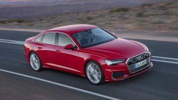 Audi A6 и Audi A7 в России: новые моторы 190 л.с.