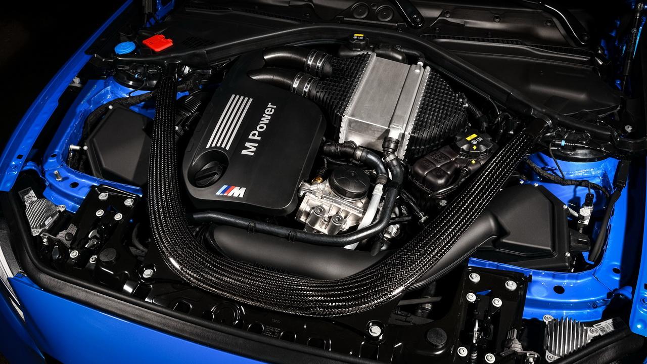 Мотор BMW TwinPower Turbo 3.0 450 л.с.