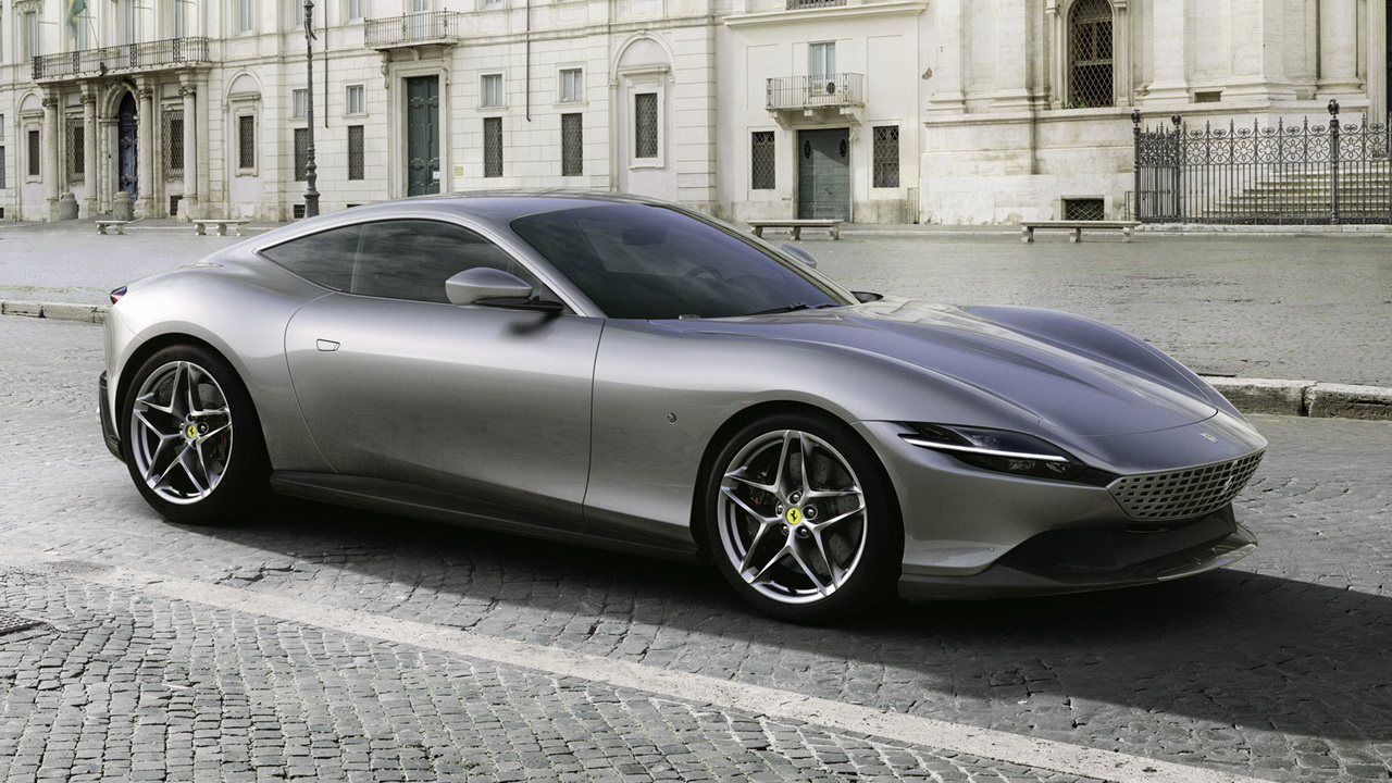 Фото Ferrari Roma 2020