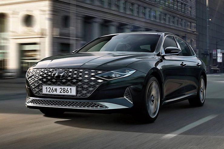 Hyundai Grandeur 2020