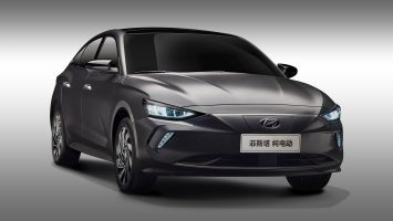 Hyundai Lafesta EV 2020