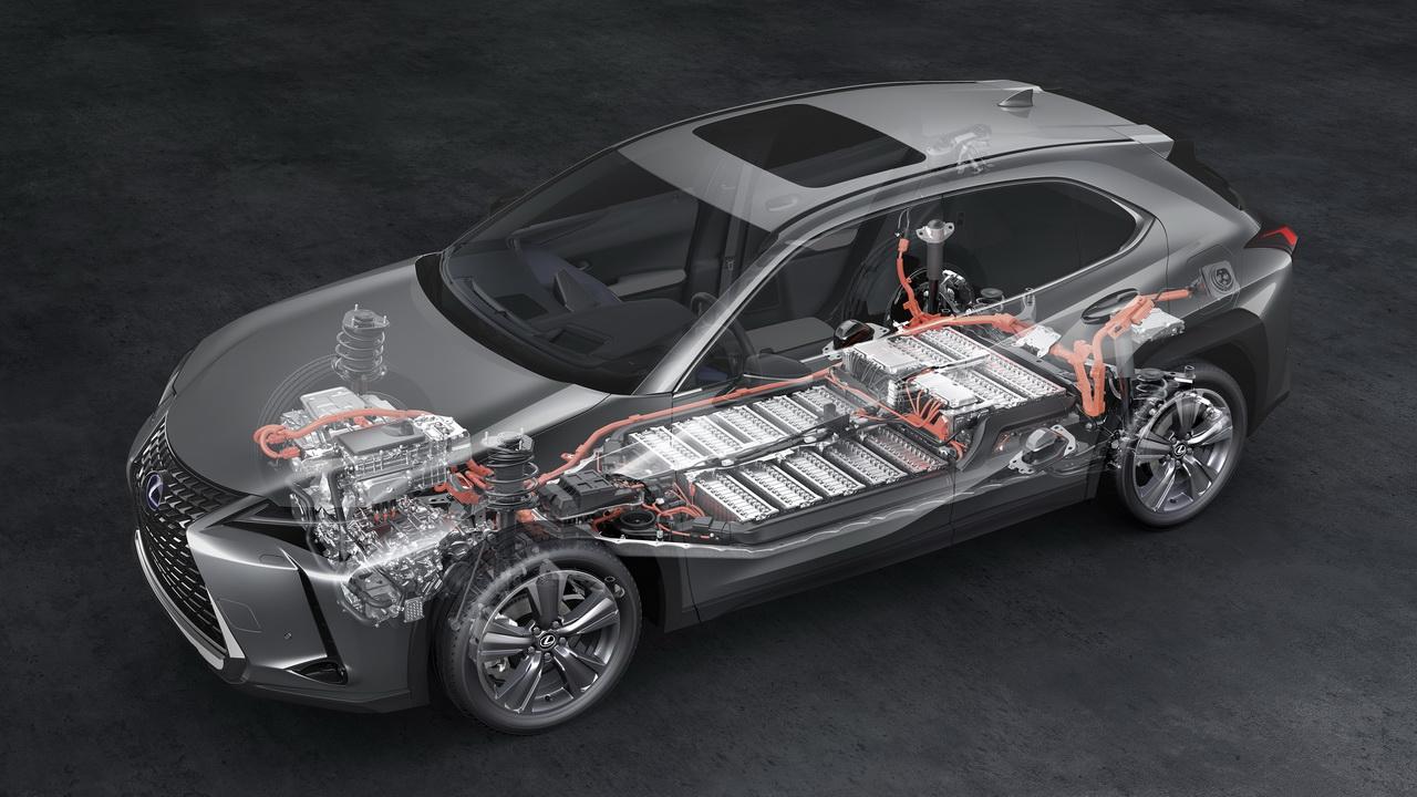Техника Lexus UX 300e фото 1