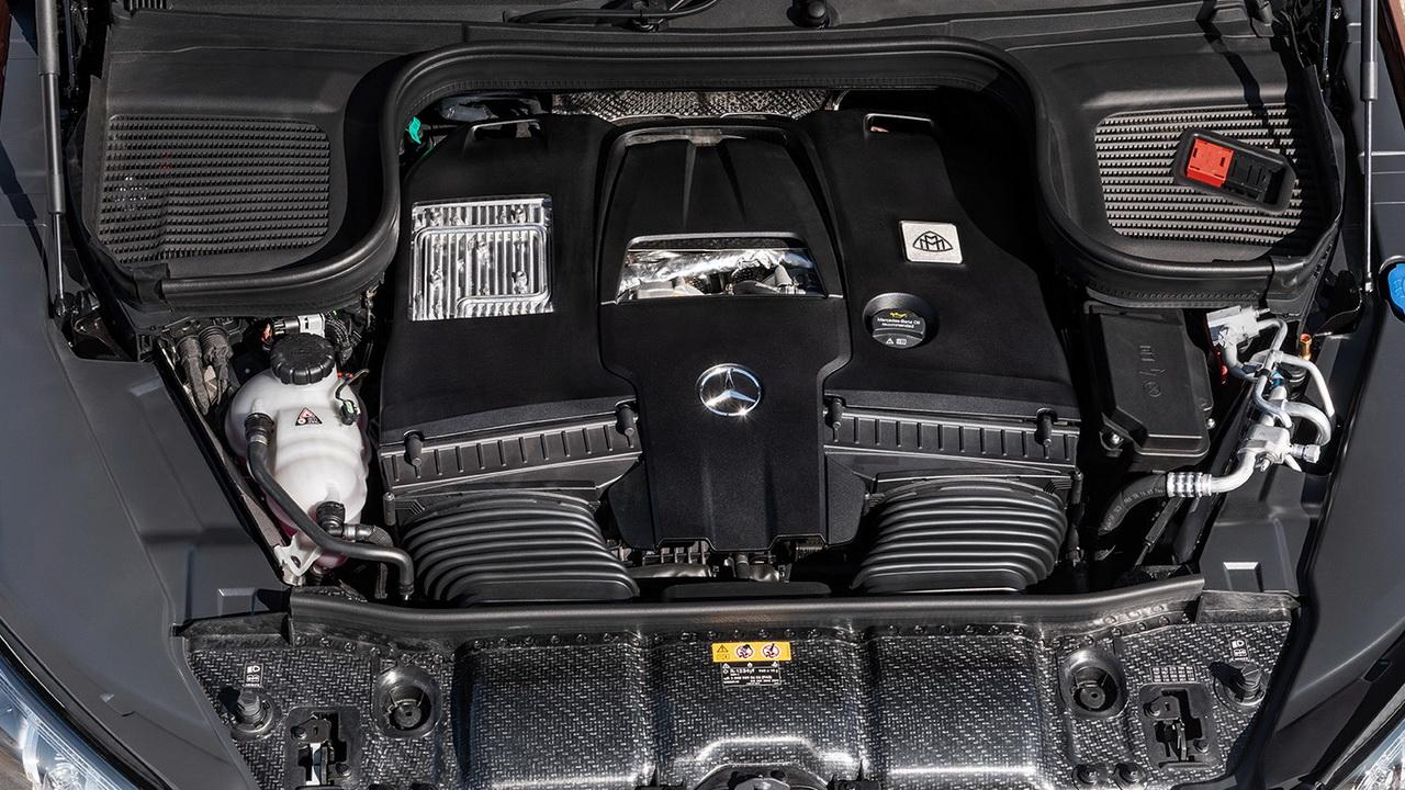 Мотор V8 4.0 558 л.с.