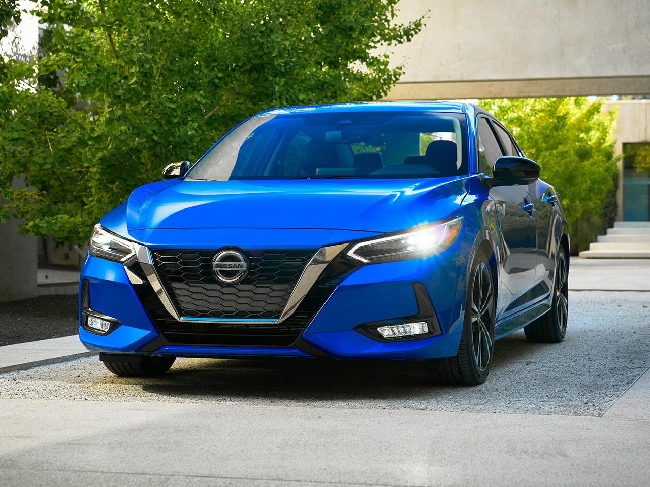 Новый Nissan Sentra 2020 - фото, цена и техника седана