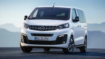 Новый вэн Opel Zafira Life готов к выходу на российский рынок