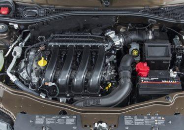 Двигатель Renault F4R 2.0 литра