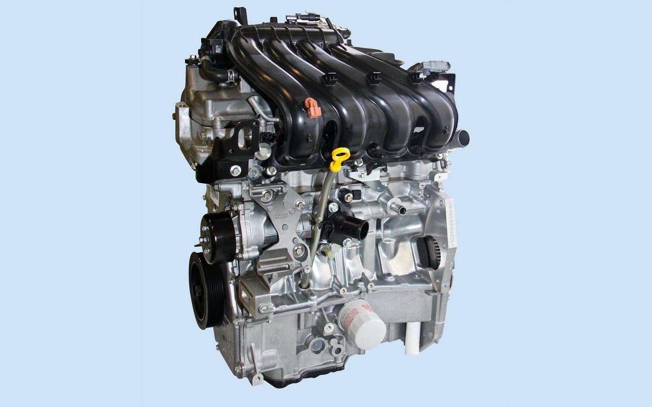 Двигатель H4M 1.6 литра