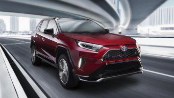 Toyota RAV4 Prime 2020