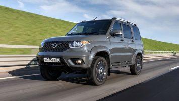 Новости от УАЗ: турбомотор для Патриота и система UAZ Connect