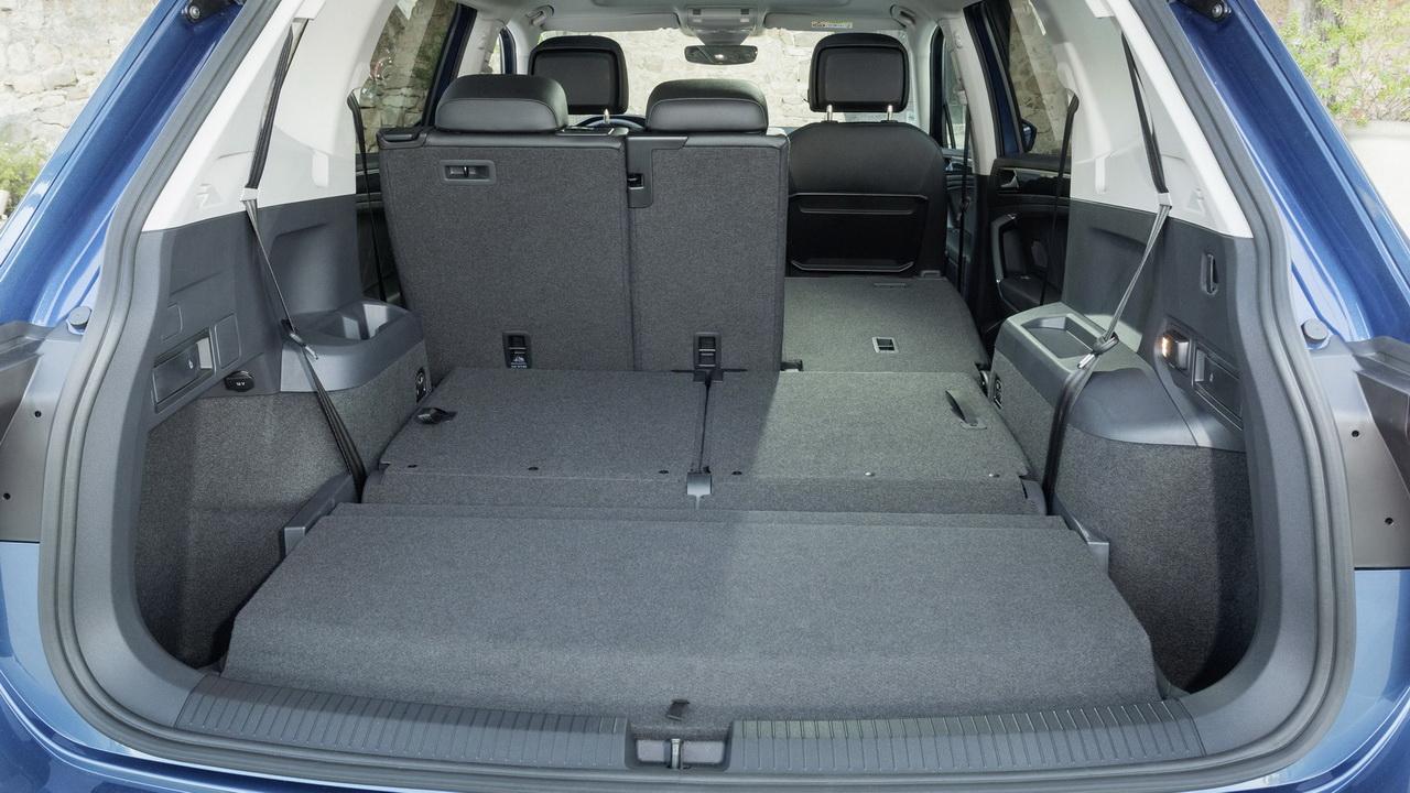 Багажник Volkswagen Tiguan Allspace