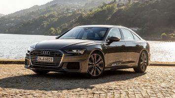 В России стартовали продажи переднеприводных версий Audi A6