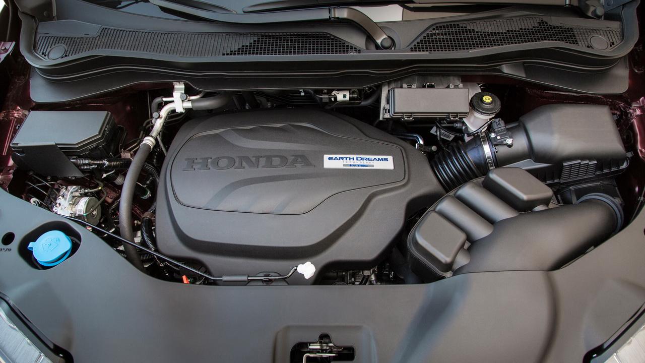 Двигатель V6 3.5 284 л.с.