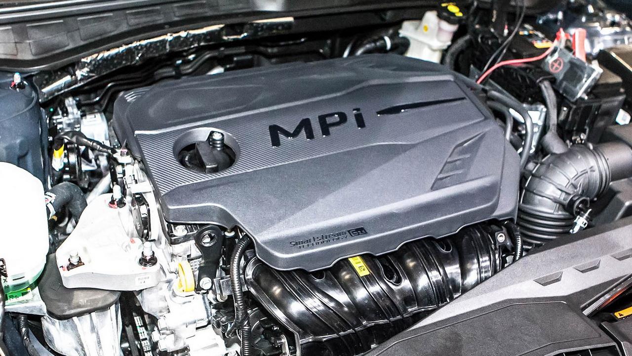 Двигатель G4KM 2.5 литра
