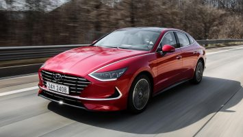 Технические характеристики Hyundai Sonata 2020 (кузов DN8)