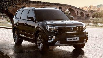 Новый Kia Mohave сертифицирован в России