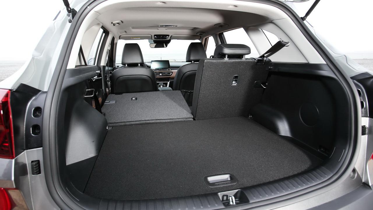 Багажник Kia Seltos