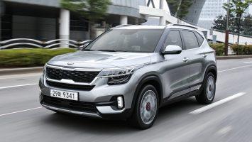 Kia Seltos в России: известна моторная гамма