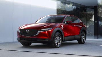 Кроссовер Mazda CX-30 прибудет в Россию с одним мотором