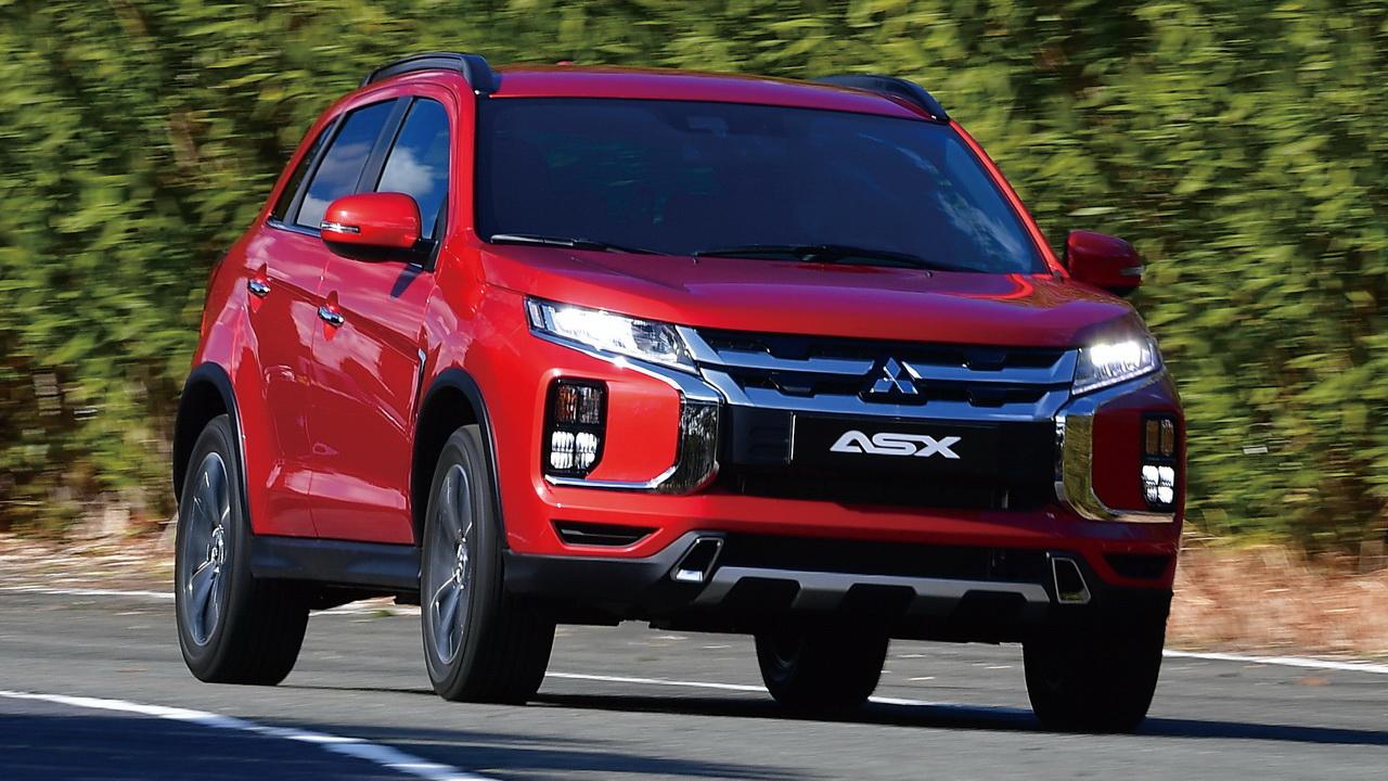 Фото Mitsubishi ASX 2020