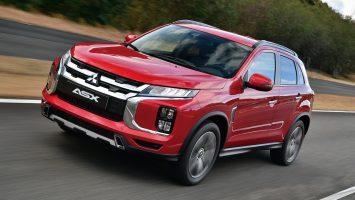 Новый Mitsubishi ASX сертифицирован с двумя моторами