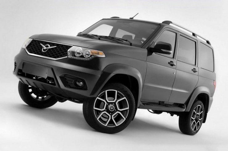 Новый внедорожник УАЗ дебютирует в 2021 году