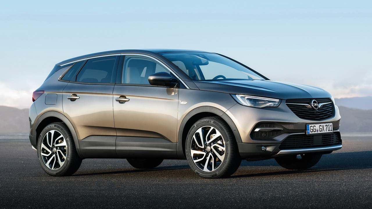 Фото Opel Grandland X