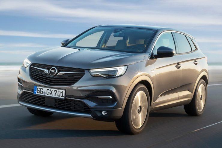 Opel Grandland X в России: цена и техника кроссовера
