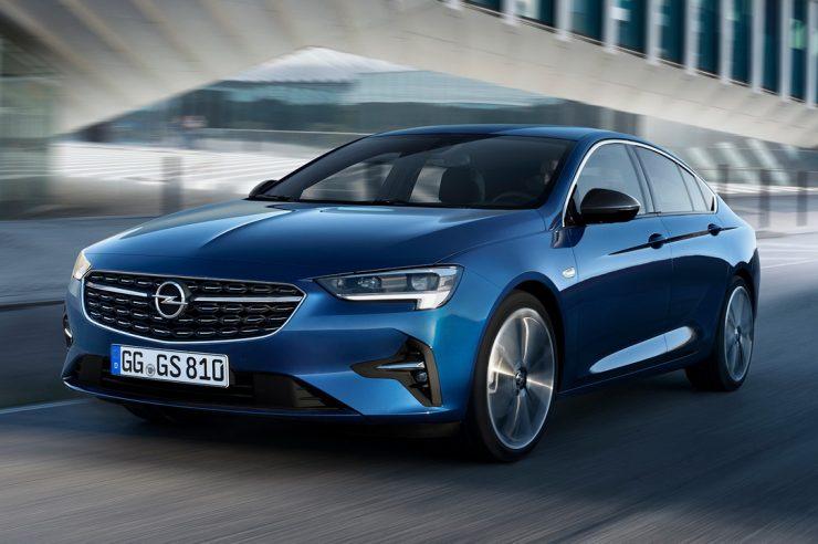 Opel Insignia 2020: рестайлинг семейства Инсигния