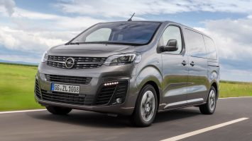 Минивэн Opel Zafira Life обрел рублевый ценник