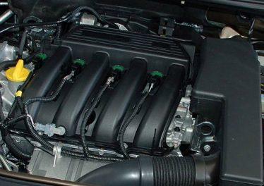 Двигатель Renault K4M 1.6 литра