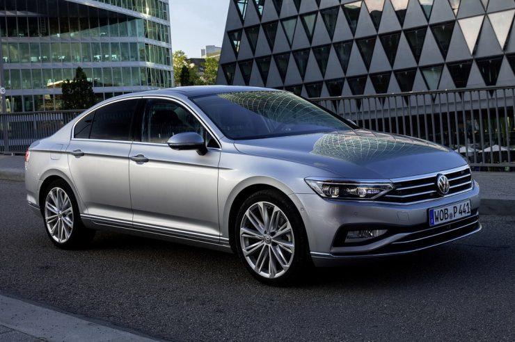 Новый Volkswagen Passat появится в России весной