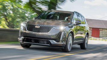 Кроссовер Cadillac XT6 прибудет в Россию с «турбочетверкой»