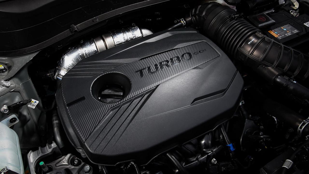 Двигатель 1.6 T-GDI