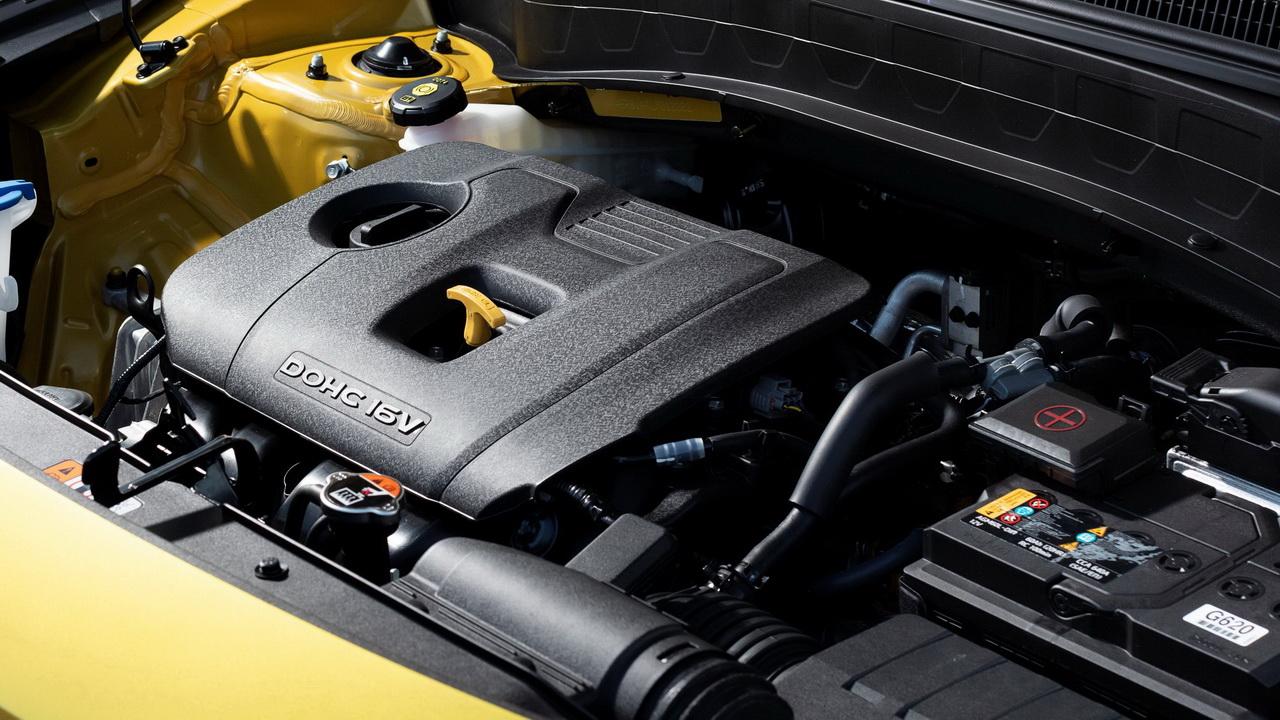 Мотор 2.0 MPI