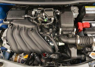 Двигатель Nissan HR16DE 1.6 литра