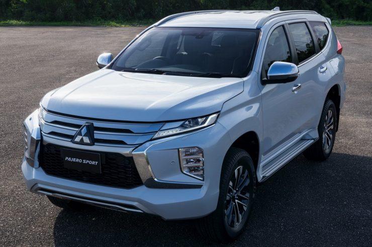 Озвучены сроки начала продаж новых ASX и Pajero Sport