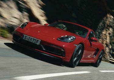 Porsche 718 GTS 4.0 2020