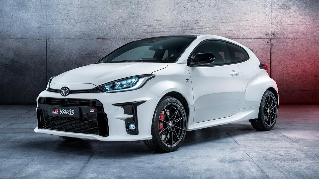 Фото Toyota GR Yaris 2020