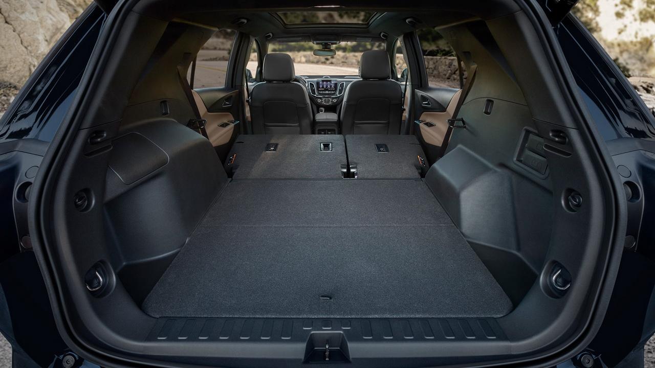 Багажник Chevrolet Equinox рестайлинг