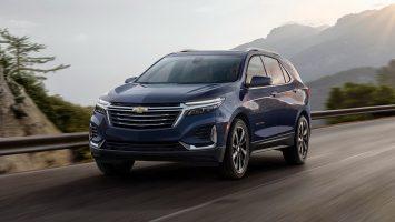 Chevrolet Equinox 2021