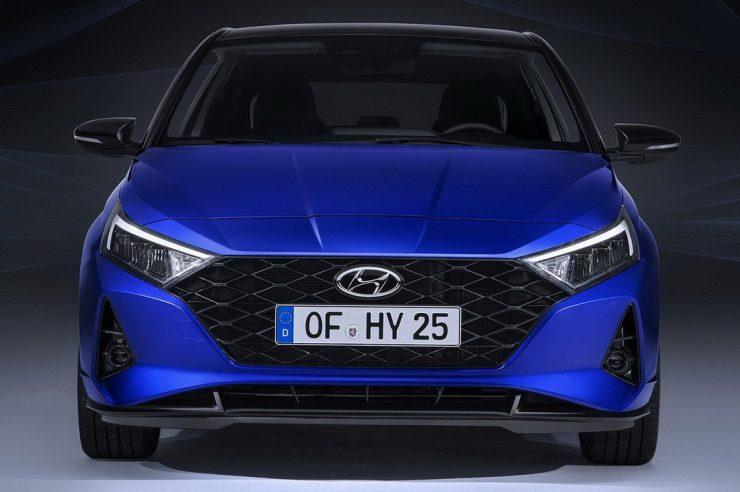 Облик нового Hyundai i20 раскрыт до официальной премьеры