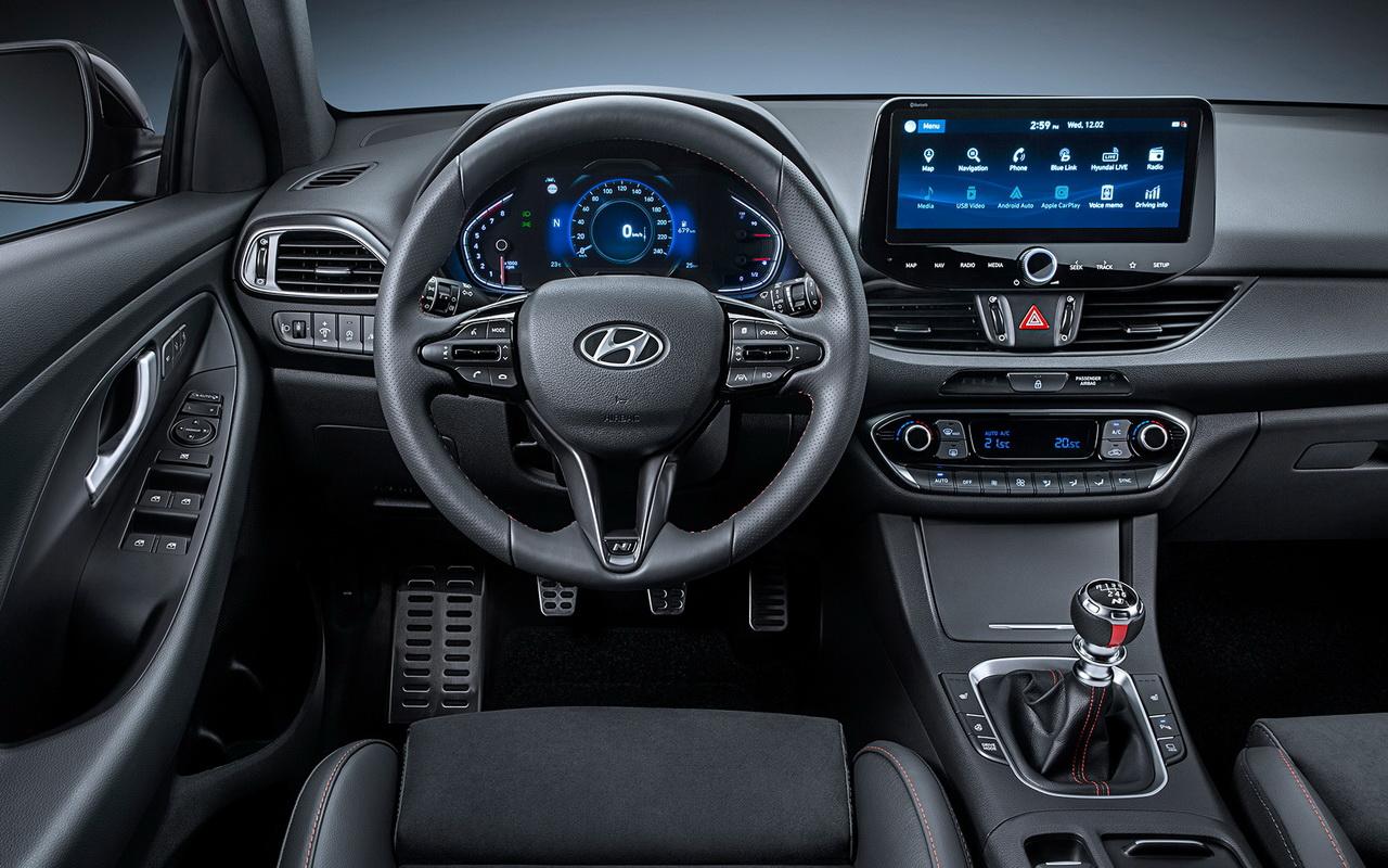 Передняя панель Hyundai i30