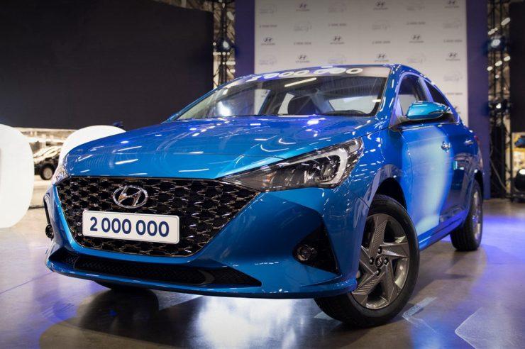 Hyundai Solaris 2020 для России: изменения в новой модели